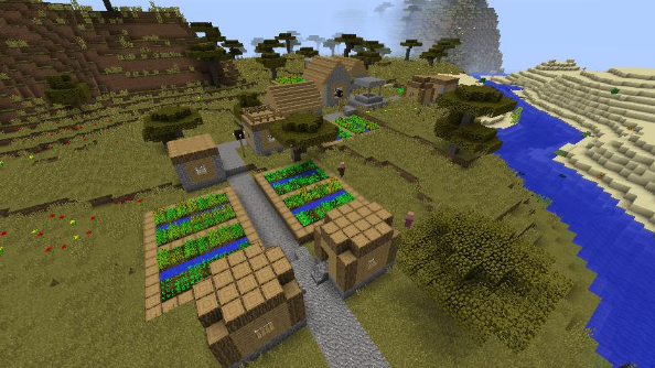 Loot-o-matic Minecraft Seed